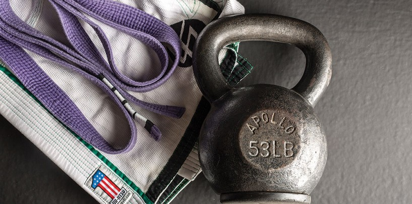 Using Kettlebells To Up Your Game