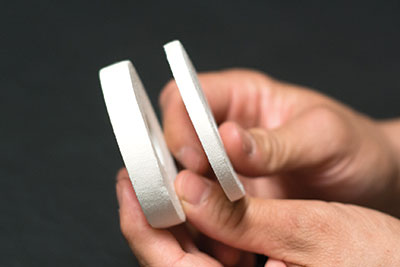 Tape and Roll offers tape in 1/2 and 1/4 inch widths.